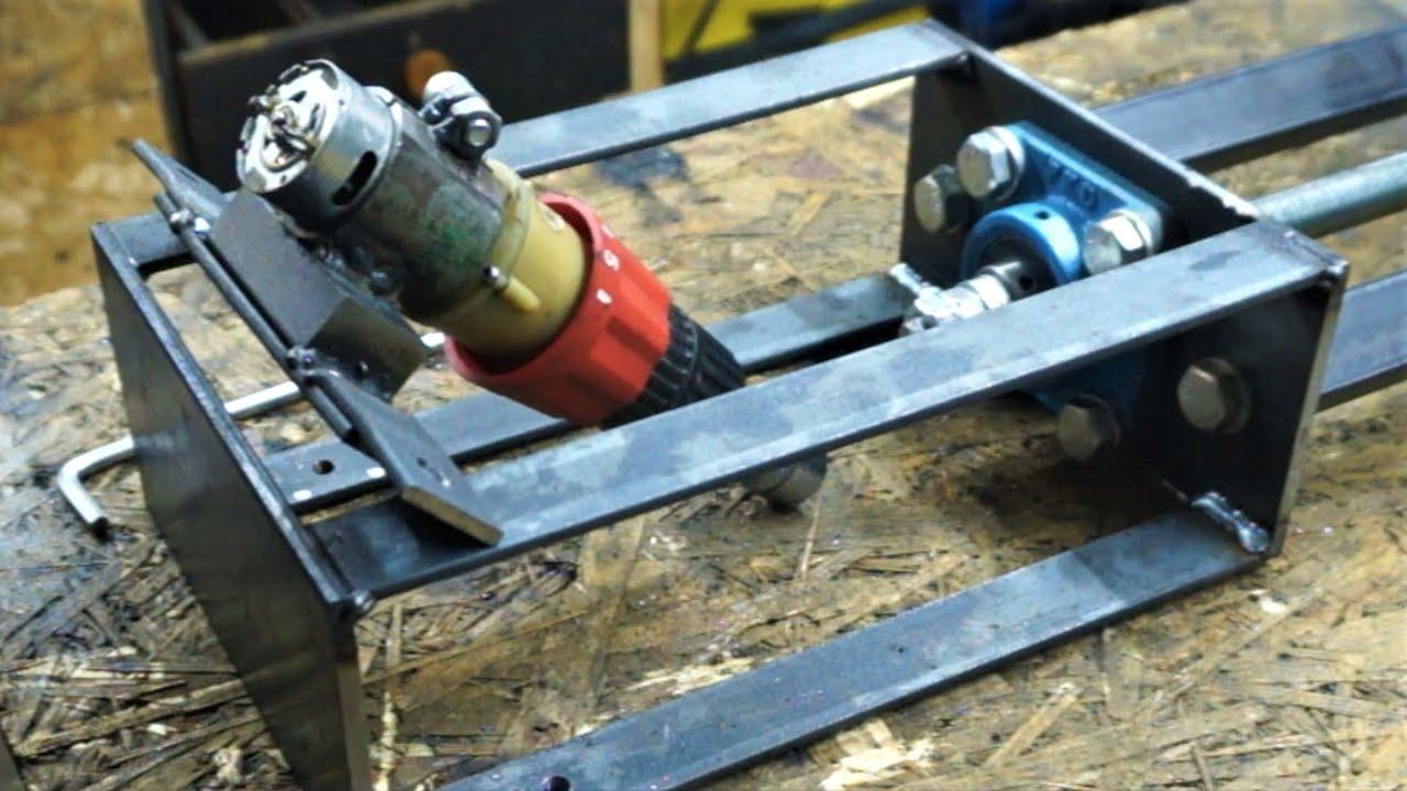 Making MOTORIZED Plasma Cutting Track