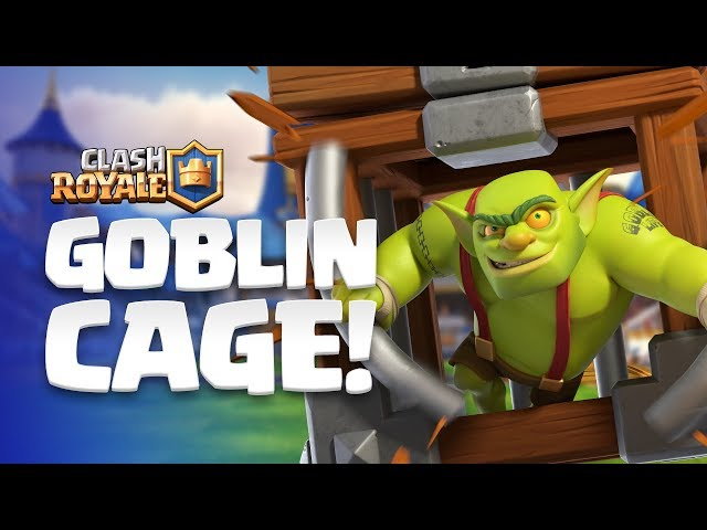 clash royale goblin army