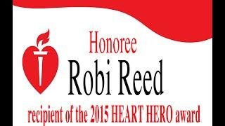 Robi Reed - Heart Hero Honoree