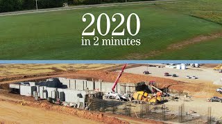 2020 in 2 Minutes - The Immaculata Church Project