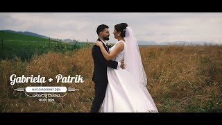 Gabika a Patrik - Svadobný videoklip
