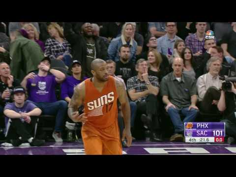 Phoenix Suns vs Sacramento Kings | February 3, 2017 | NBA 2016-17 Season