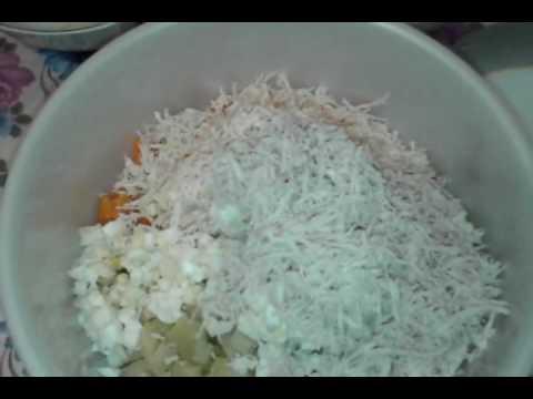 Рецепт салата министерского рецепт с фото