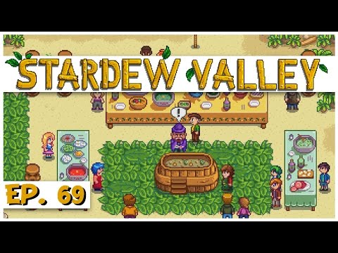 Stardew Valley - Ep. 69 - Best Luau Soup Ever! - Let's Play Stardew Valley Gameplay