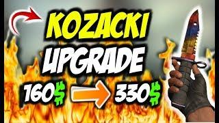 OTWIERANIE SKRZYNEK ZA 300$ I KOZACKI UPGRADE KOSY!!!