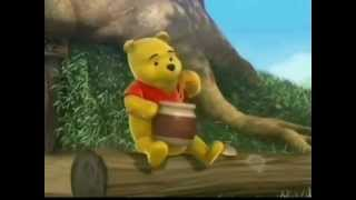 Happy Birthday, Winnie the Pooh Style!