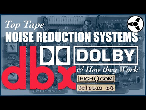 Top Tape Noise Reduction Systems & How They Work
