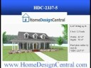 www.HomeDesignCentral.com - Southern Living House Plans