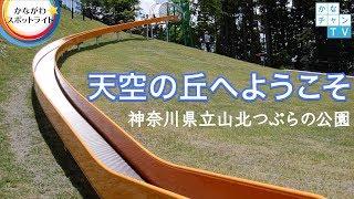 天空の丘にようこそ「神奈川県立山北つぶらの公園」Mt.Fujiも相模湾も。神奈川の絶景スポット 2017/09/22 Fri