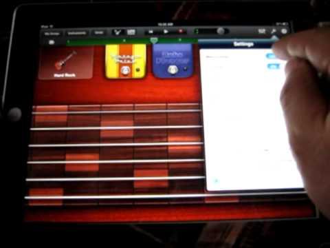 GarageBand 1.1 Tutorial, Advanced Guitar, Using Quantization & Scales