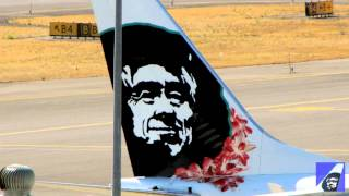 Alaska Airlines - Fly to Hawaii and have fun
