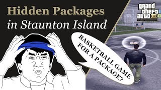 GTA 3 - Hidden Packages in Staunton Island (35 Packages)
