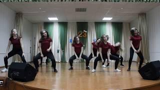 Обложка Танец девушек 11 класс 23 февраля 2019 СШ 14 г БРЕСТ