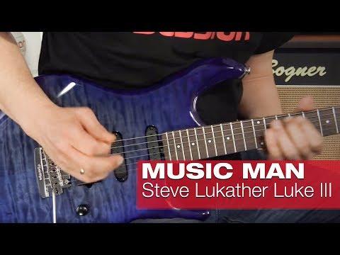 Music Man Steve Lukather Signature Luke III BFR BBB