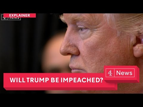 Could Trump be impeached? Explainer