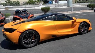 Speed Vegas - Drifting Supercars Racing a Lamborghini and Ferrari 458 Italia