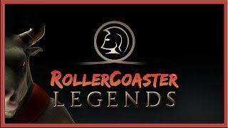 PS4 Games | RollerCoaster Legends II: Thor's Hammer – Gameplay Trailer - PS VR