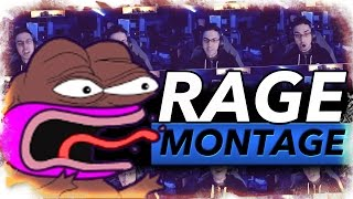 CAN'T CONTAIN D SALT, RAGE MONTAGE - Trick2G
