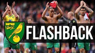 FLASHBACK: Arsenal 3-3 Norwich City