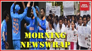First Up | Morning Newswrap : India's Victory Against Pakistan, Doctors Strike & More