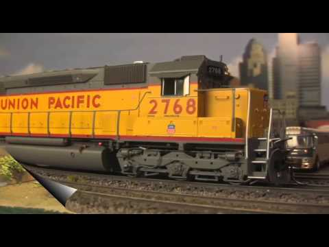 Roger's Railroad Junction February 2016 Video