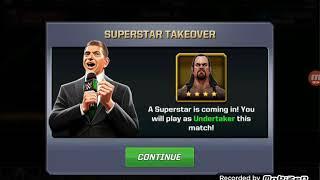 WWE UNDERTAKER VS BROCK LESNAR