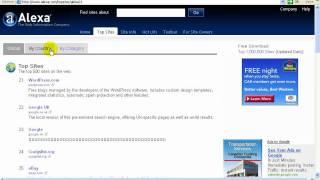 Trouver les meilleurs sites sur Internet (Alexa) - Cours Formation Informatique Français - 6.8