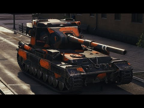 World of Tanks FV215b (183) - 6 Kills 10,7K Damage thumbnail