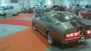 Shelby GT500 sound