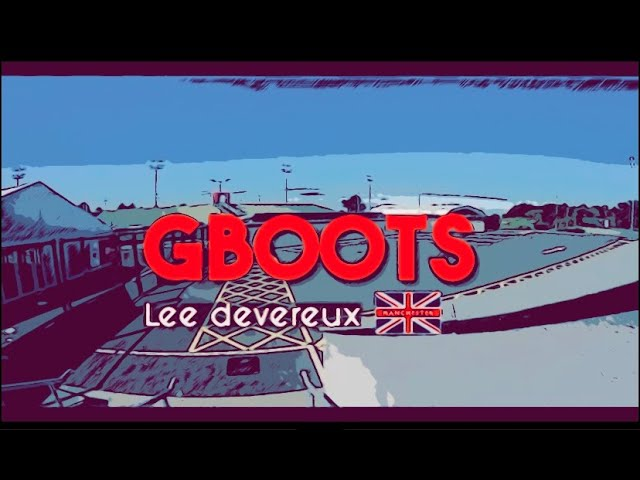 Lee Devereux Pro GBOOTS rider Uk - Spain 2020
