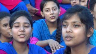 Amena-Baki Residential Model School & College,chirirbandar,Dinajpur