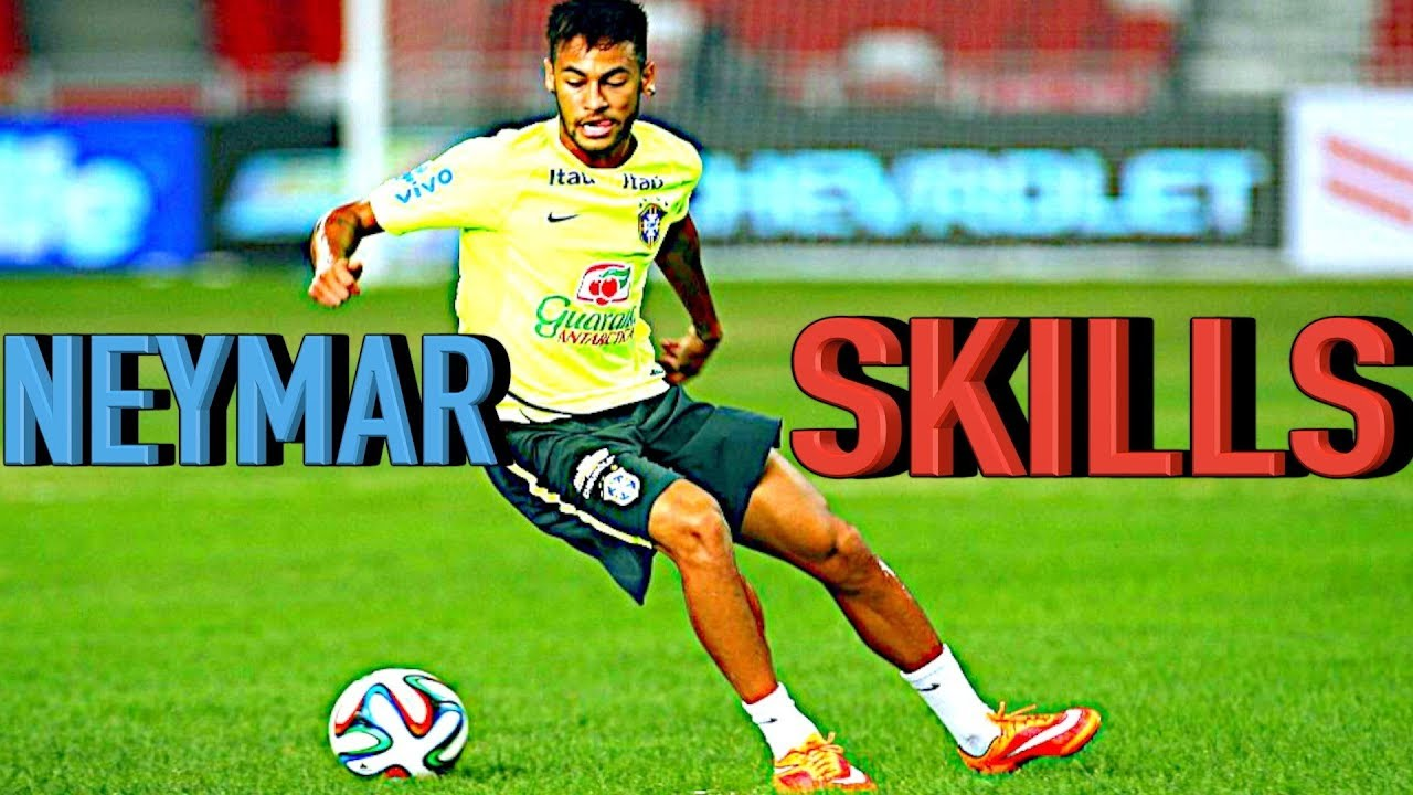 Neymar Jr • Craziest Dribbling Skills Ever • HD - YouTube