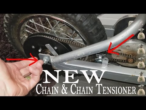 How To Install New Chain & Chain Tensioner For Razor MX500 MX650 Electric  Dirt Bike! - YouTube | Mx 650 Wiring Diagram |  | YouTube