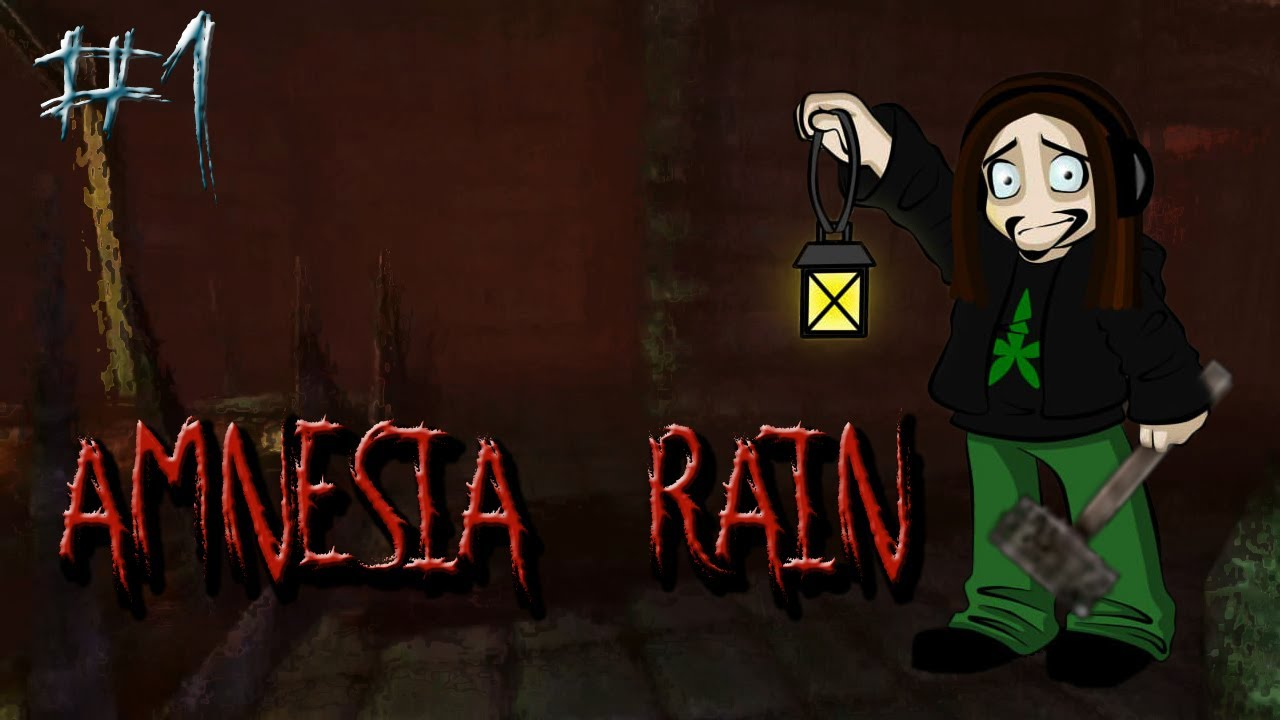 amnesia rain part 1 morfar is back with the screaming