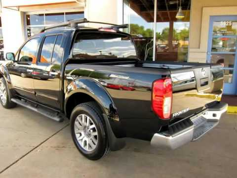 Nissan Frontier Crew Cab Sl X With Only K Miles And Fully Loaded Ft Worth Texas