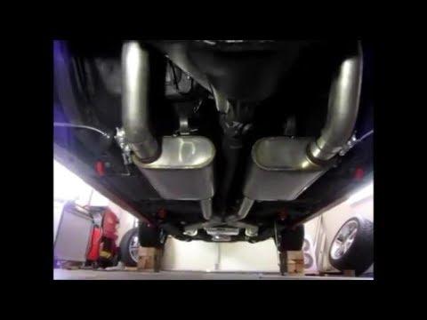 74 Chevy Nova Update - Exhaust - Pypes Race Pro Install Ep 121