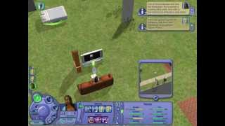 Basic Gameplay: The Sims 2 Double Deluxe on Windows 8