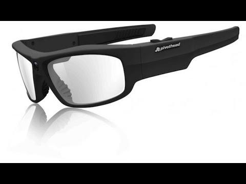 Pivothead vs Tukzer DVR spyglasses with hidden camera