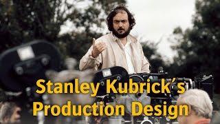 Stanley Kubrick's Production Design || Terry Akland Snow || Spotlight
