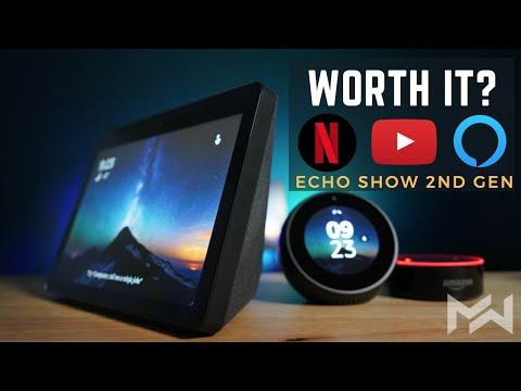 Top 5 Alexa Skills On Echo Show Vs Echo Spot 2019 Major Visual Differences Youtube