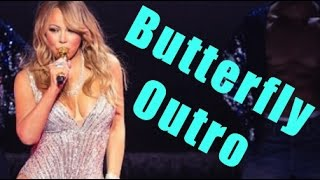 MARIAH CAREY - Butterfly Outro Compilation (Sweet Sweet Fantasy Tour)