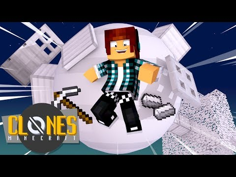Minecraft Clones #9 - MUNDO DE FERRO !! thumbnail