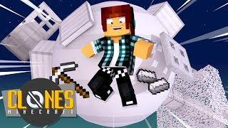 Minecraft Clones #9 - MUNDO DE FERRO !!