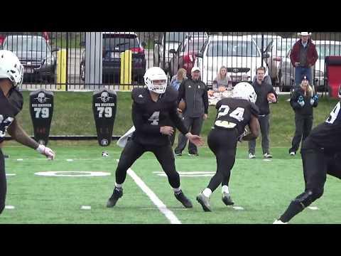 Idaho State football scrimmage highlights 41418