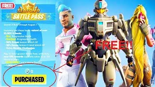 Season 9 Battle Pass Is NOW CODED (IS NOW FREE)!!!