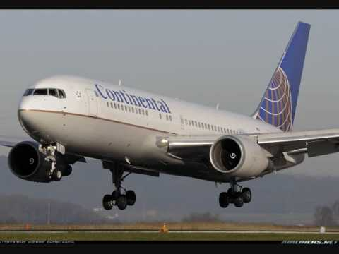 Continental Airlines Tribute