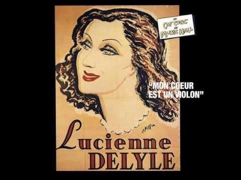 Lucienne Delyle  Le moulin de la Galette