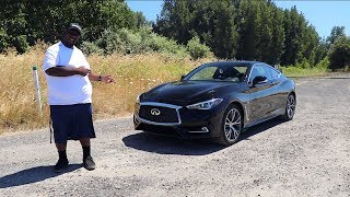 Infiniti Q60 3.0t AWD | I Wanted to like it So Bad!!