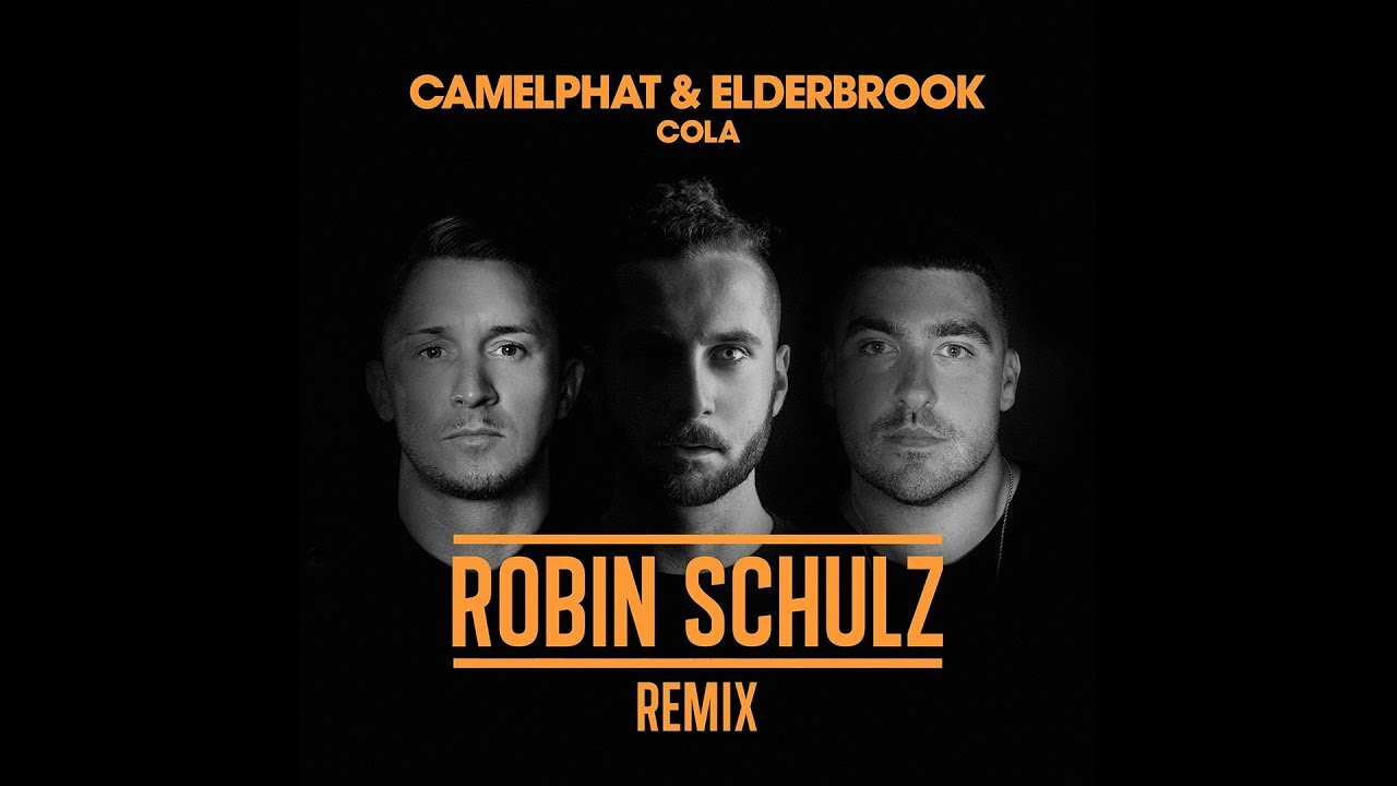 CamelPhat & Elderbrook - Cola [Robin Schulz Remix] (Official Audio)