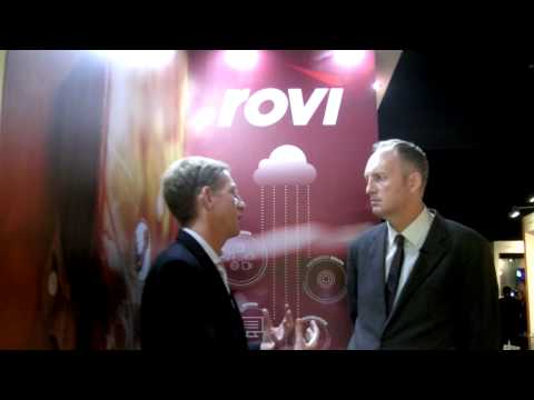 IBC 2015 - Rovi - Charles Dawes, Senior Director International Marketing